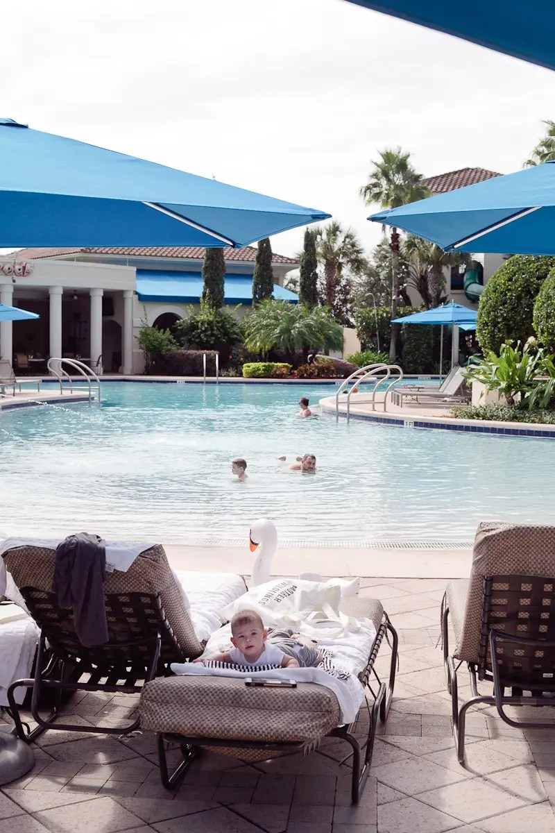 A birthday celebration getaway to Omni Orlando. A Go Local staycation at this gorgeous resort.