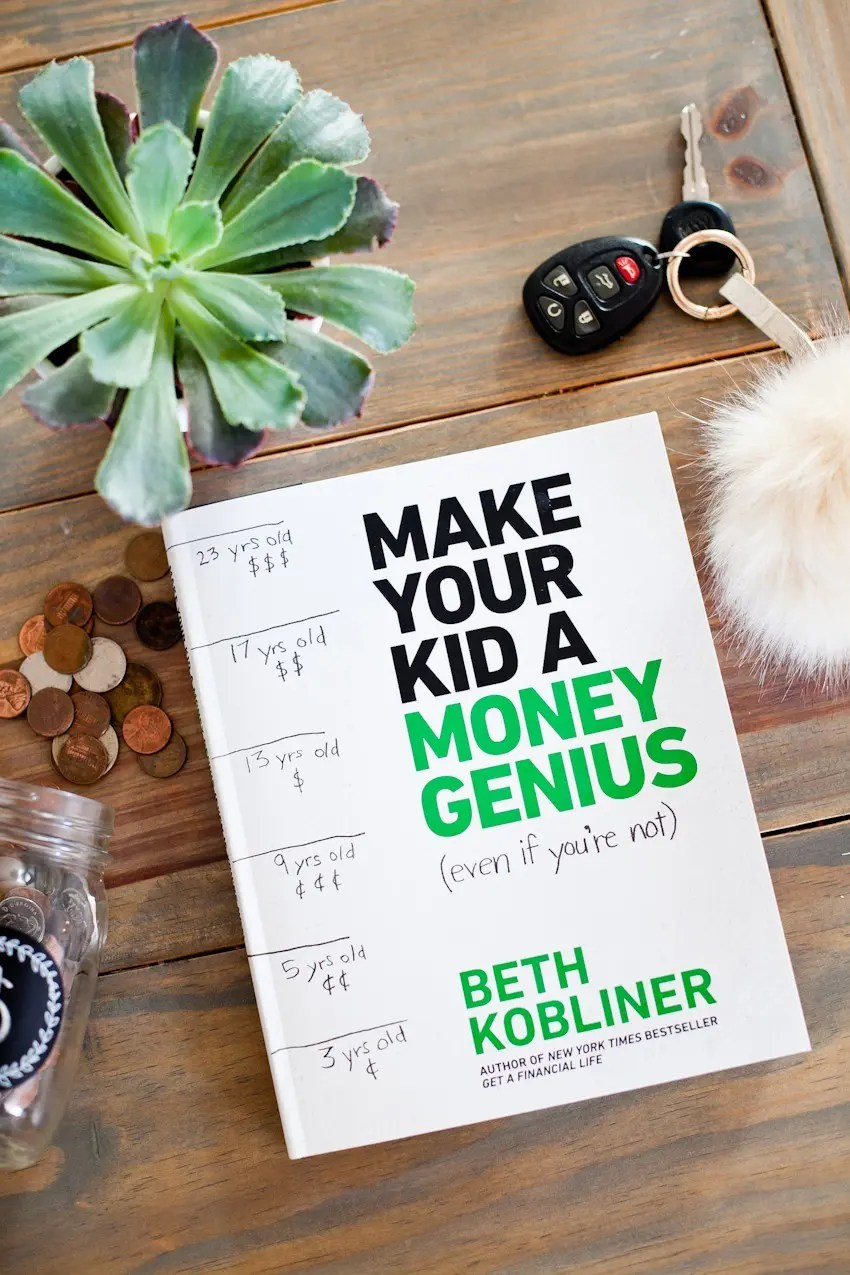 make your kid a money genius book review tabitha blue