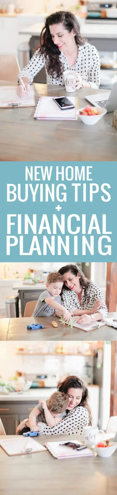 We bought a house!! And what we learned in the process. Financial planning and buying a home!