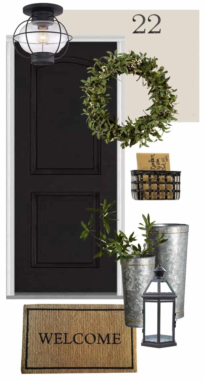 Front Door Makeover Plans