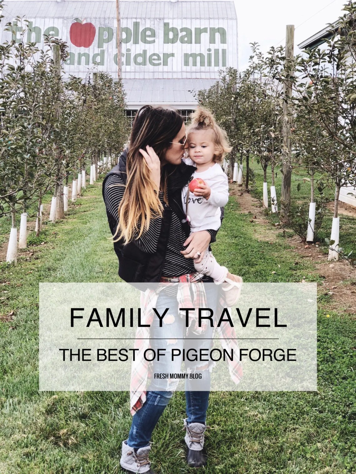The best of Pigeon Forge for Family Travel