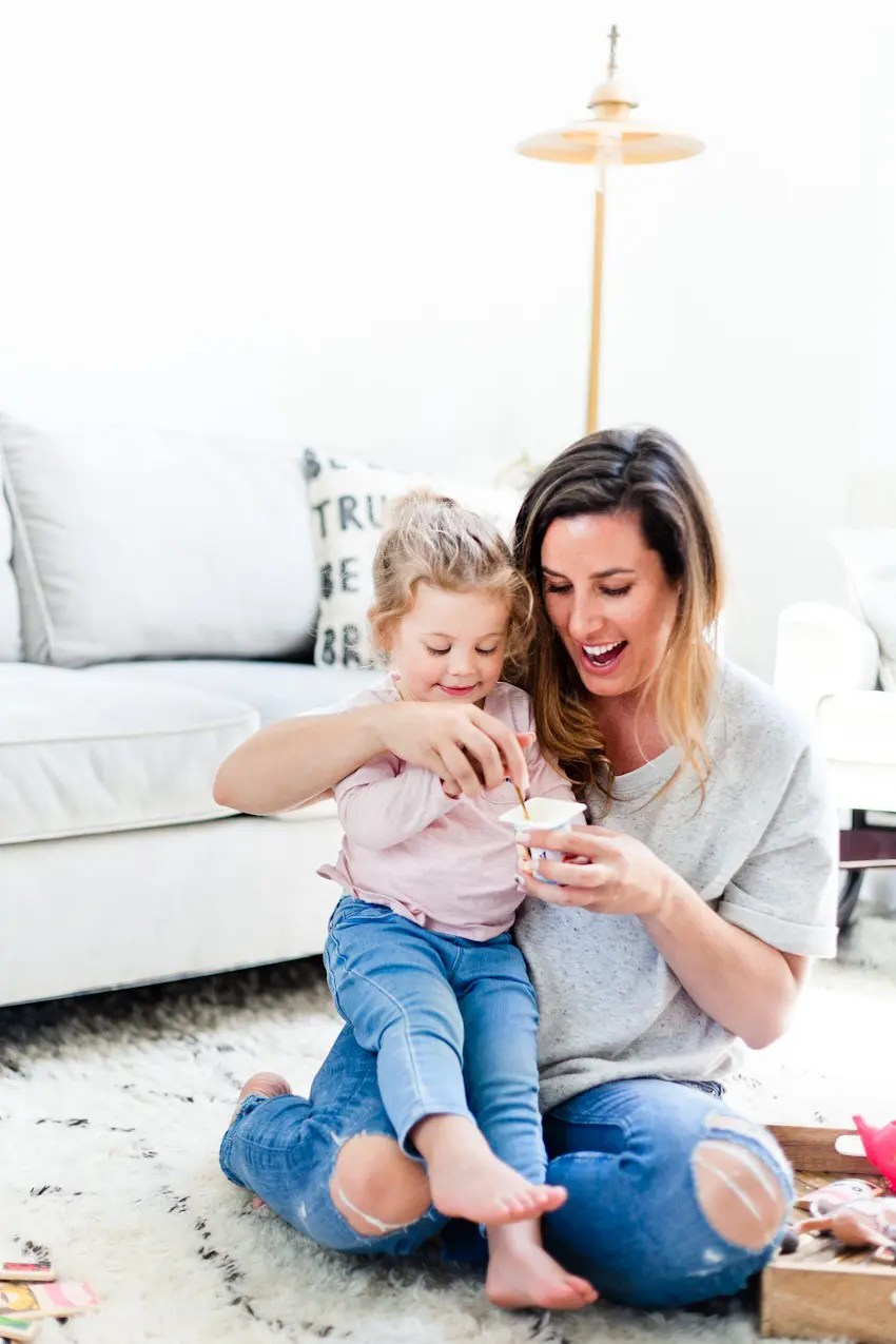 Simple Ways to Build a Strong Bond With Your Baby by popular Florida lifestyle blogger Fresh Mommy Blog