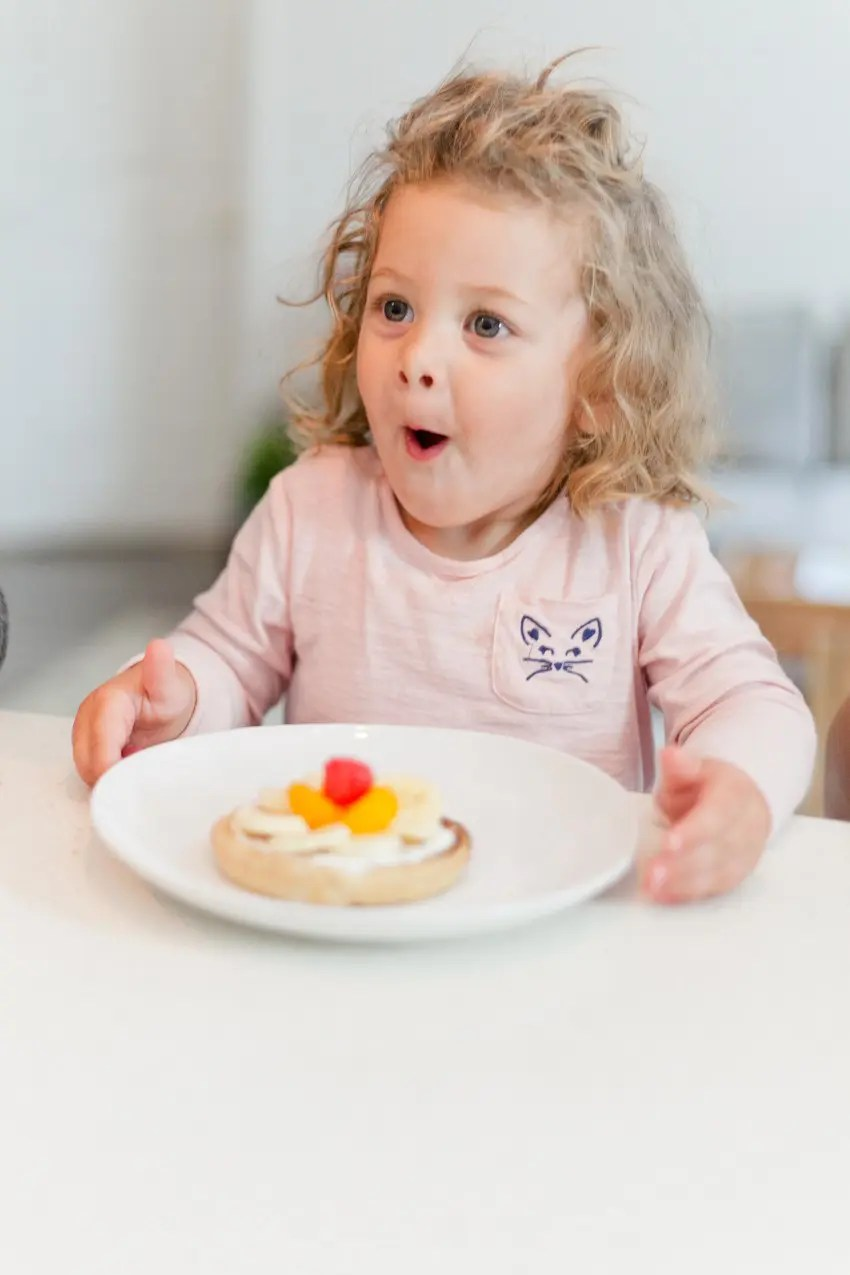 A Deliciously Healthy Breakfast Treat Kids Actually Love to Eat by popular Florida lifestyle blogger Fresh Mommy Blog