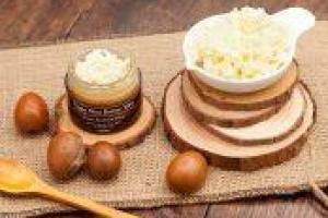 Shea Butter Natural Skin Care