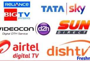TRAI Set New Rules for DTH Operators Tata Sky, Airtel Tv, DishTV News Blog. Image, photo. Fresh News India (freshnew.in)