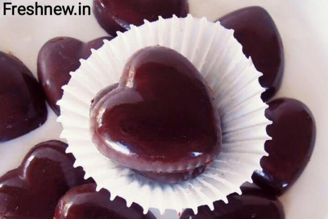 Happy Chocolate Day 2019 Image.