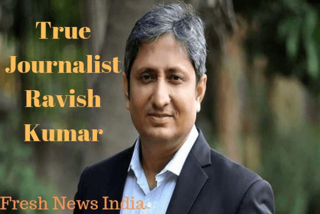Journalist Ravish Kumar wins 'Asia's Nobel' Ramon Magsaysay Award 2019.