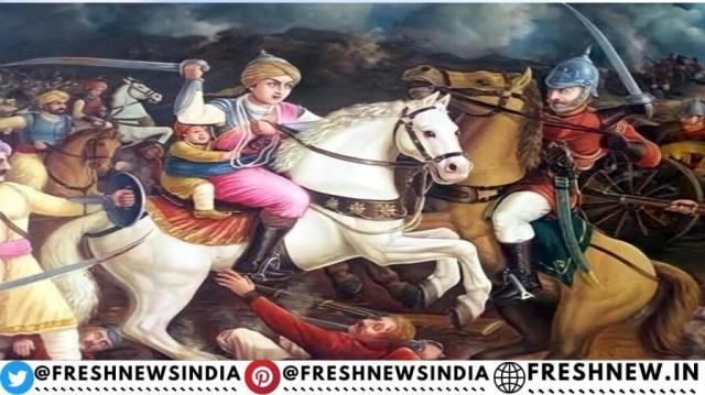 jhansi ki Rani Lakshmi Bai real photo 1857