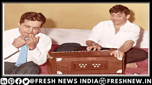 दिलीप कुमार और राज कपूर