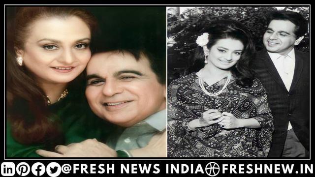 दिलीप कुमार और सायरो बानो family