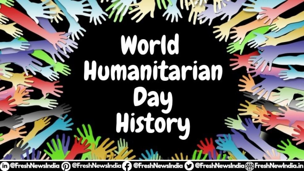 World Humanitarian Day History