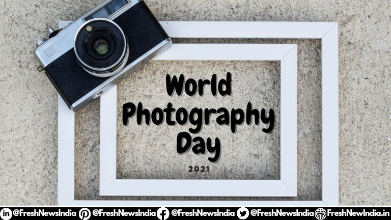 What is the Aim & History of World Photography Day?