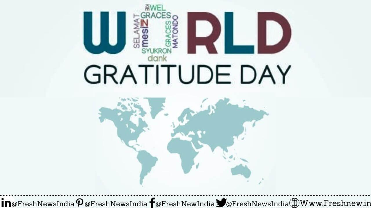 World Gratitude Day 2021 Quotes, Celebration, Activities, Benefits