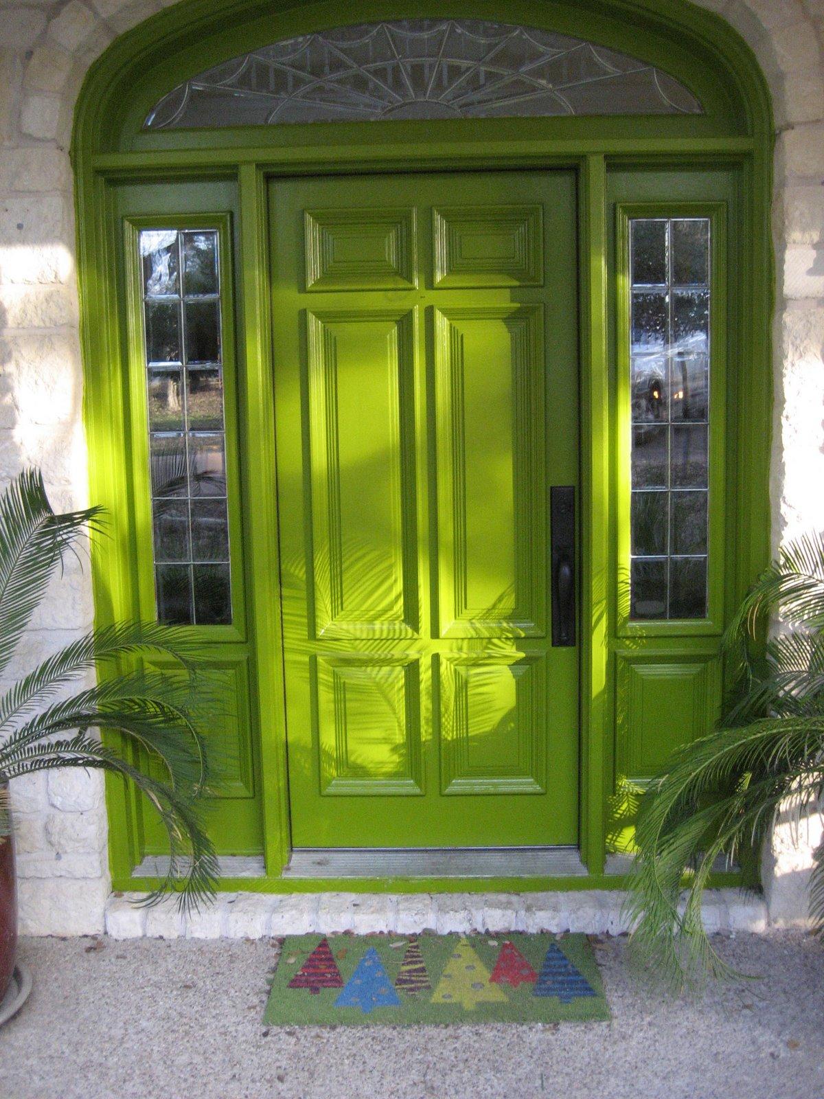 52 Beautiful Front Door Decorations and Designs Ideas ... on Door Color Ideas  id=66677