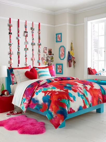 Beautiful Bedroom Ideas: 16 Design for Teenage Girls ... on Beautiful Teenage Bedrooms  id=63307
