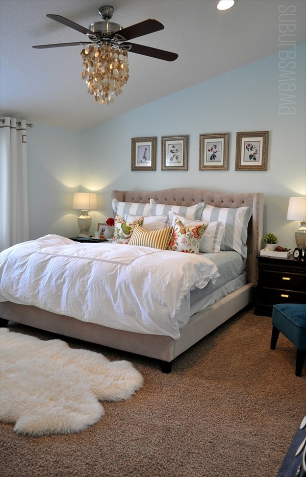 Bedroom Makeover: So 16 Easy Ideas To Change the Look ... on Makeup Bedroom  id=87680