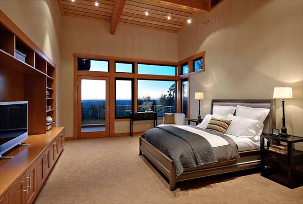 10 Modern and Luxury Cool Bedrooms | Freshnist on Cool Bedroom Ideas  id=44067