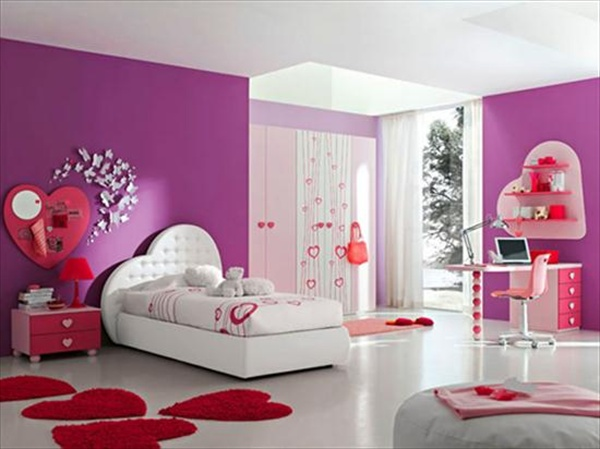 Teenage Girls Bedrooms: How To Decorate Your Room   Freshnist on How To Decorate Your Room  id=15786