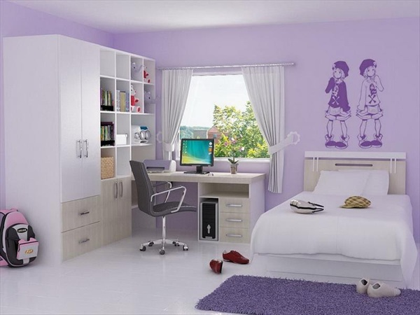 Teenage Girls Bedrooms: How To Decorate Your Room | Freshnist on Teen Room Girl  id=70718