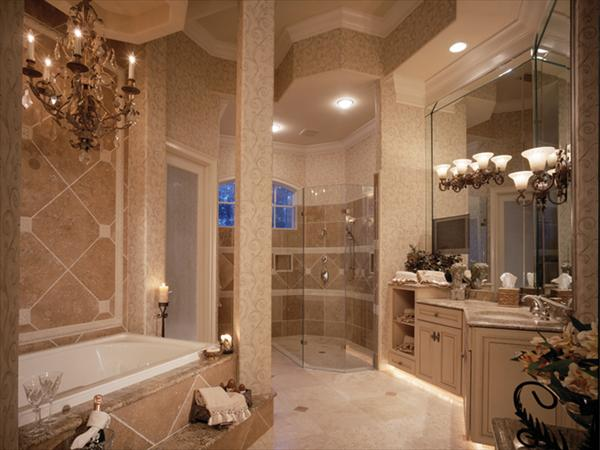 10 Modern And Luxury Master Bathroom Ideas