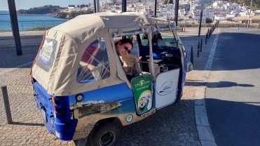 Our tuk tuk tour