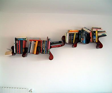 Lovely Rita Bookshelf