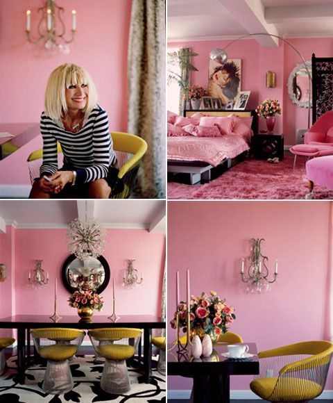 Pink Apartment