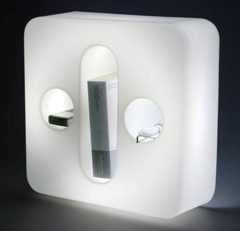 lang nod bedside light