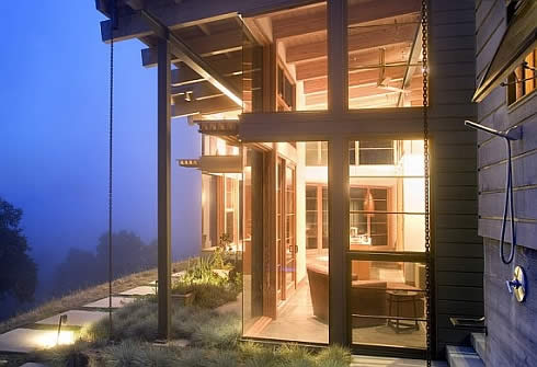 house ocho california 3 Wooden Inspiration : Ocho House