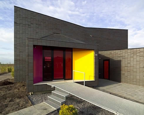 koehler m house 5 M House Offers Full Prvacy in the Netherlands