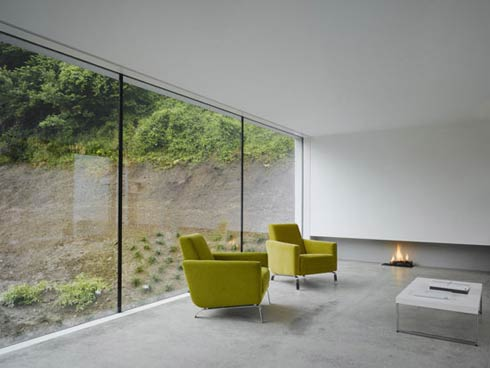 home odos architects2 House in Wicklow by Odos Architects