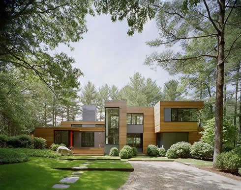 private residence in east hampton 1 Private Residence in East Hampton by Murdock Young Architects