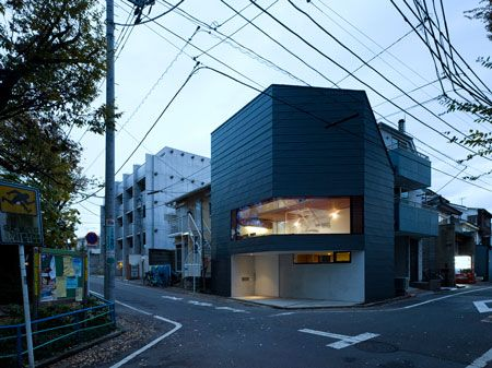 Sakuragawa House by Suppose Design Office