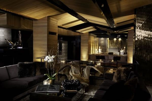 My House Nightclub by Dodd Mitchell Design