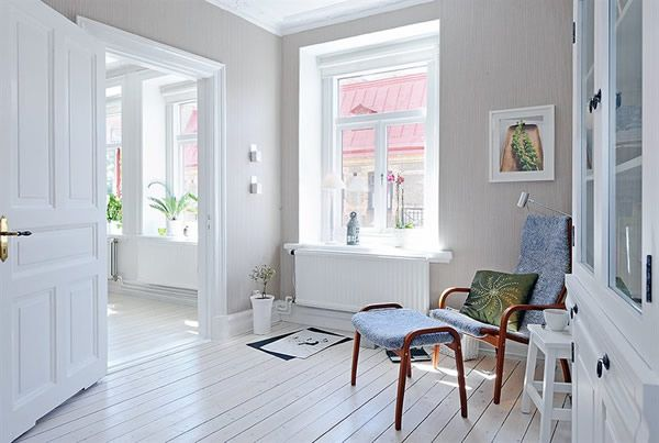 North Home Street Flat in Linnestaden 7