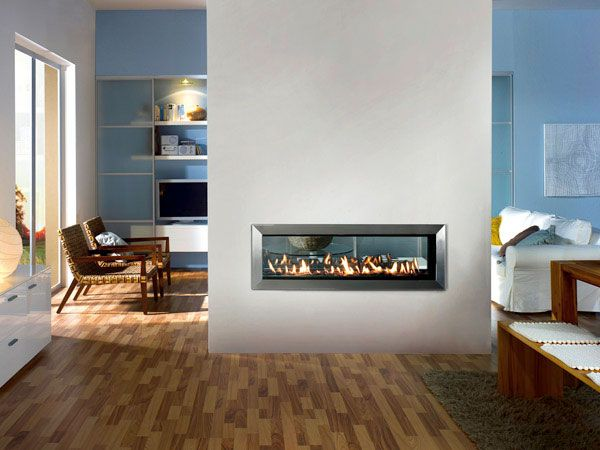modern fireplace5 Modern Gas Fireplaces Ideas from Attika Feuer