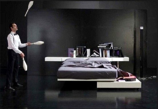 Diaz Collection - Bed Design Ideas 4