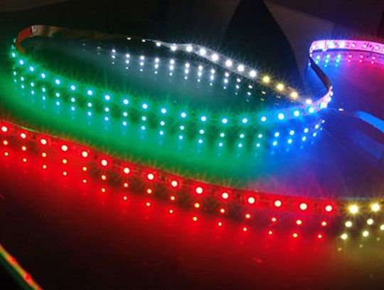 LIT Color-changing LED Tubes 4