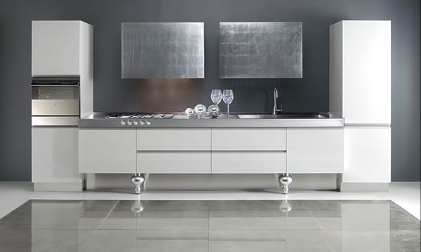Modern Kitchen Designs by Must Italia 5