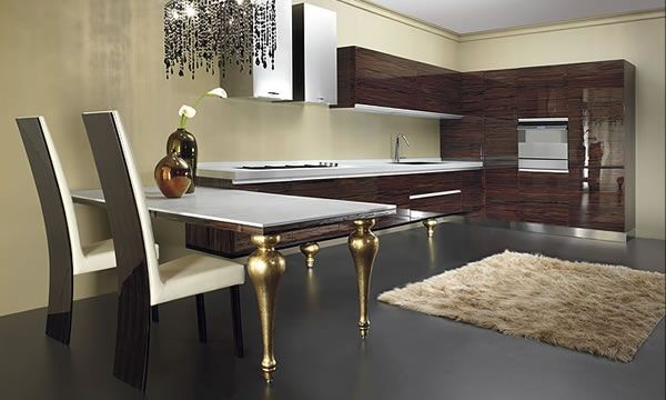 Modern Kitchen Designs by Must Italia 7