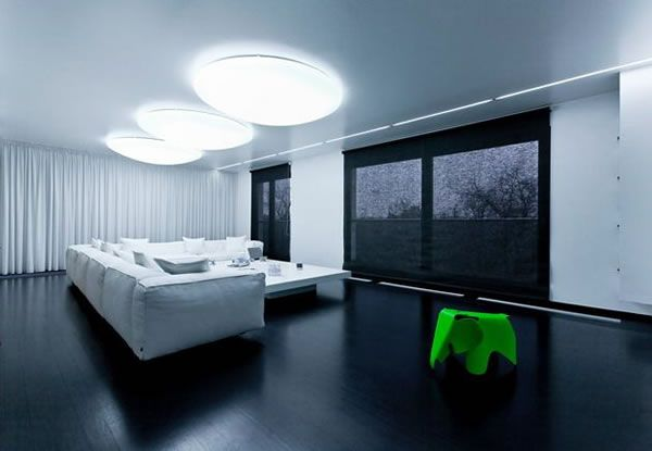 Scenography Apartment by AA Studio 10