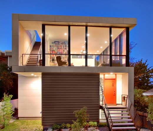 Small Budget House 8