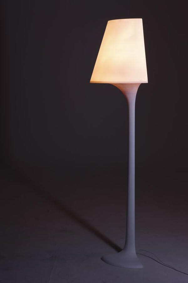 stand lights3 Corner Lamp by Korean Designer Ji Young Shon