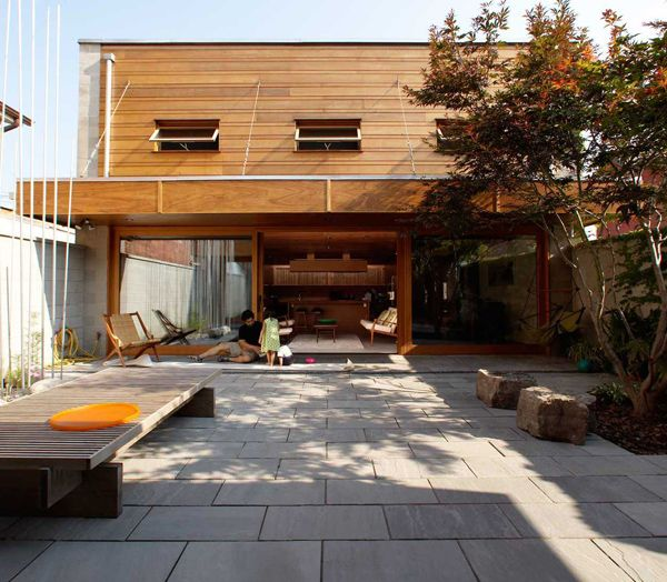 Courtyard Architecture by Studio Junction 2