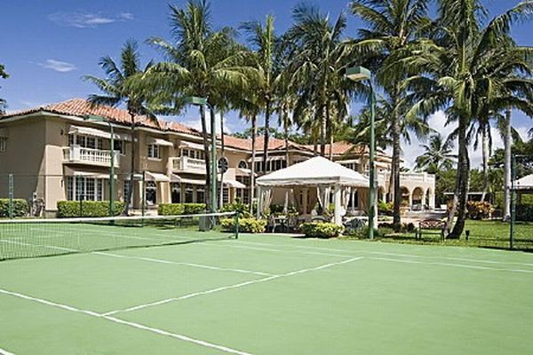 a26 star island07 Shaquille ONeals House in Miami