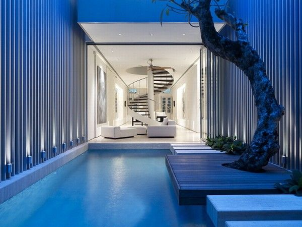 House Plans and Pools