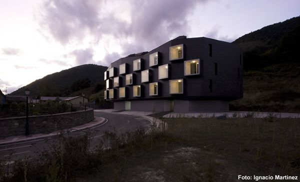 Social Housing Solution in Degana, Spain 2