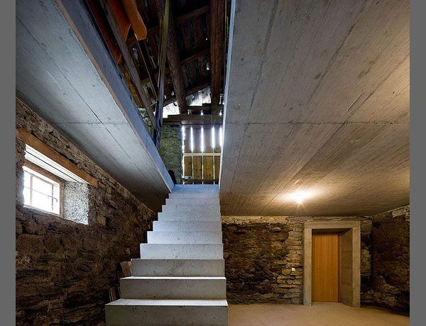 underground home designs swiss mountain house 14 Incredible Underground Residence in Switzerland