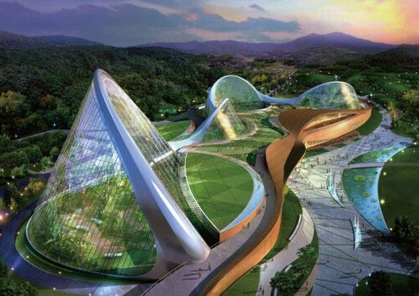 The Ecorium Project 51 Sustainability in Action:The Ecorium Project in South Korea, A Giant Nature Reserve