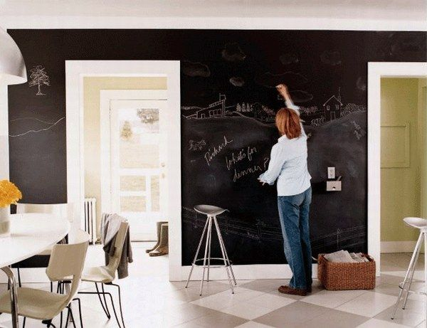 Apartment Chalkboards